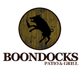 Boondocks Patio and Grill $25 Value
